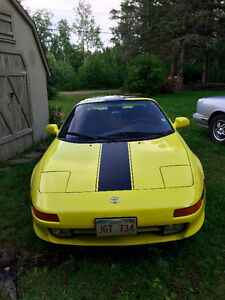 1991 Toyota MR2 in Excellent Condition