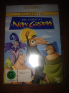 THE EMPEROR'S NEW GROOVE - PAL4