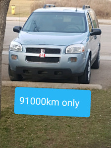 2007 saturn relay minivan like uplander and low km