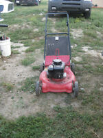 LAND MARK LAWN MOWER,