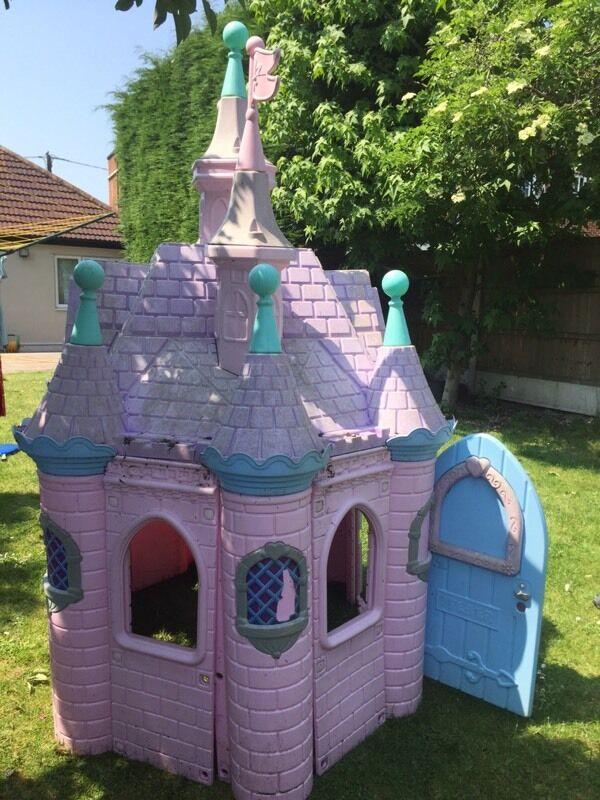 Disney Princess Outdoor Castle In Benfleet Essex Gumtree