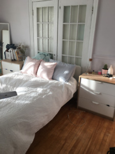 Summer Sublet: May 1st-Sept 1st