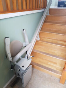 Bruno Electric Stair Lift - Excellent Condition