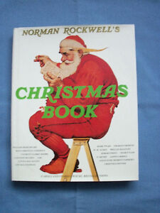 Norman Rockwell's CHRISTMAS BOOK Peterborough Peterborough Area image 1