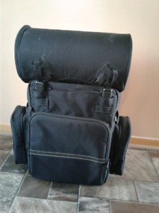 """SOLD"" MOTORCYCLE LUGGAGE"