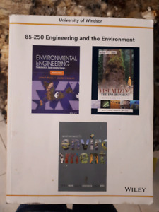 Engineering & the Environment Text