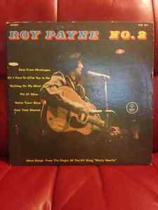 Rare Roy Payne Records for sale! St. John's Newfoundland image 3