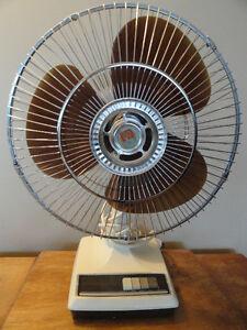 Gros ventilateur en métal à vendre.