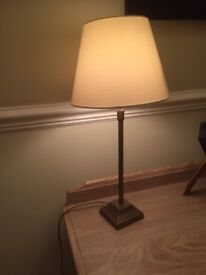 Laura Ashley bedside or table lamps pair