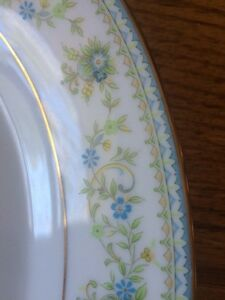 "14 "" large oval Noritake Spring Meadow serving platter Kitchener / Waterloo Kitchener Area image 2"