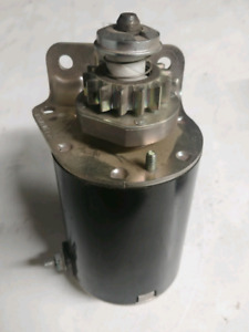 Briggs and Stratton 14 tooh starter