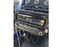 Genuine Volkswagen RCD310 radio