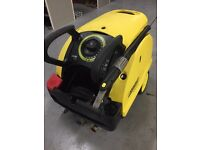 Karcher HDS 601c Eco WITH NEW BOILER
