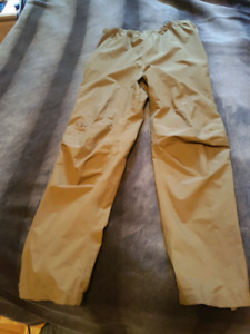 Outdoor Research Foray Rain Pant -Gore-tex Paclite - Zip off,  M