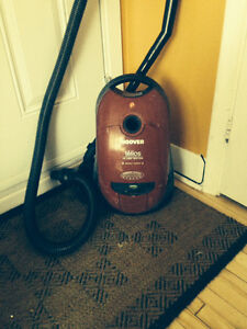 Balayeuse hoover 12 ampes ultra puissante