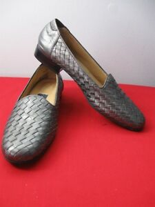 Selby Activeflex Grey leather shoes flats 6.5