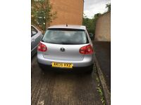 VW Golf 1.4 silver petrol
