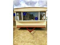 Static Caravan Nr Clacton-on-Sea Essex 3 Bedrooms 8 Berth Cosalt Coaster 2002