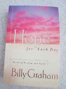 """Hope For Each Day"" by Billy Graham"