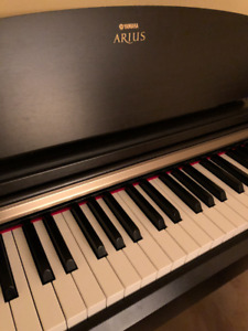 Yamaha Arius YDP 161, pristine condition, has to find a new home