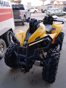 2013 Can-Am Renegade 500