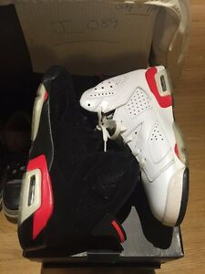 Infrared 6 Pack Size 11.5