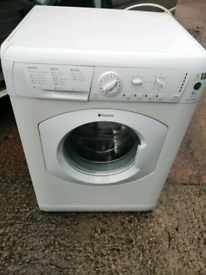 6kg 1200 spin Hotpoint washing machine