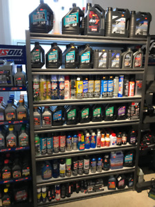 WIDE RANGE OF OILS AND CHEMICALS AVAILABLE @ HFX MOTORSPORTS