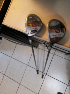 Taylormade hybrid rescue #3 & #4