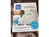 Brand new Binatone Baby Breathing and Movement Monitor