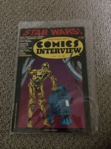 Star Wars Comic Interview # 130