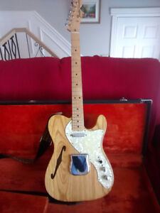 Collectable Fender Telecaster 1969