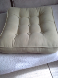 Homescapes armchair booster cushion