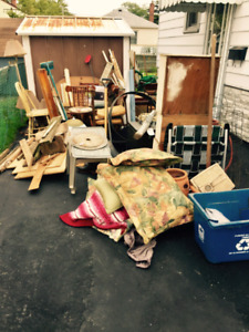 JUNK and Garbage Removal Service