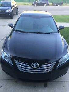 Camry hybrid 2008 excellent condition