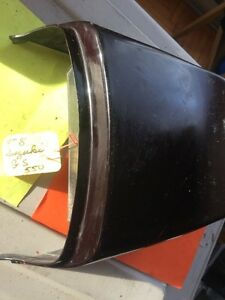 1978 Suzuki GS550 Rear Seat Fender Cowl