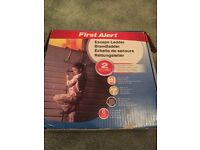 Escape ladder 2 storey new in box suitable from 6 years