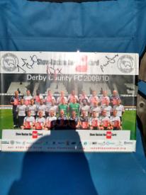 Derby county FC 09/10