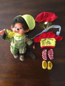 Monchhichi Collectible Stuffed Toy