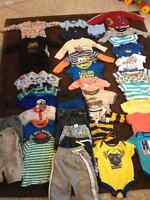 6-12 Months Baby Boy Clothing