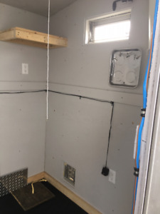 8x6 Ice fishing hut for sale