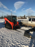 Snow Removal and light duty maintenance work