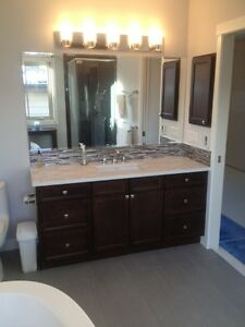 Bathroom and Kitchen Renovator/ Installer- Some experience