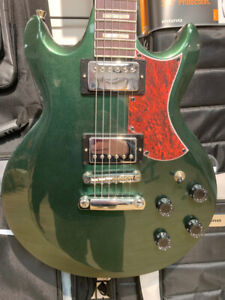 Ibanez AX120  Electric Guitar w/case