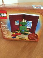 Limited Edition Holiday Lego 2011