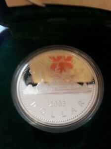 (2003-2006) Canadian Silver Dollars