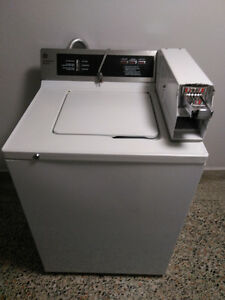 Coin Operated Maytag Washing Machine