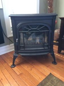 Electric Fireplace - Vermont Castings