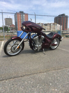 Honda Fury Custom