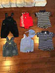 Boys clothing/summer